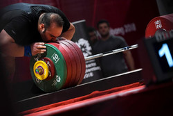 Behdad Salimi bids farewell to weightlifting