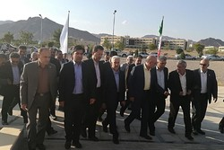 وزیر علوم وارد شاهرود شد/ افتتاح یک سالن ورزشی