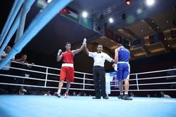 خوزستان قهرمان مسابقات بوکس قهرمانی کشور شد