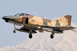 Iranian F5 fighter jet makes hard landing in Dezful