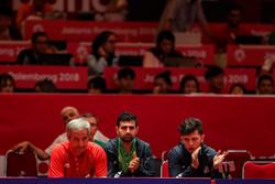 ترکیب تیم ملی تنیس روی میز برای مسابقات قهرمانی آسیا مشخص شد