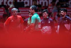 اعزام تیم ملی تنیس روی میز به مسابقات قهرمانی جهانی در غیاب کاپیتان