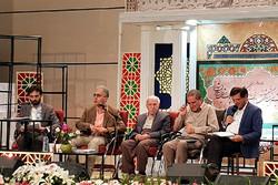 جشنواره ملی طنز ادبی فارسی در قزوین برگزار شد