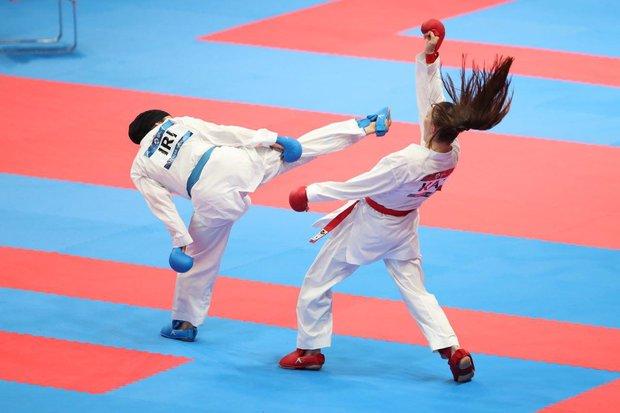 Women karateka adds bronze to Iran's medal tally