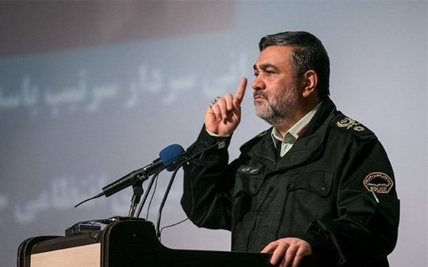 Iran Police readier than ever to foil enemies' plots