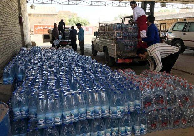 مردم معمولان و پلدختر تا ۴۸ ساعت آینده از آب بطری یا جوشیده سرد شده استفاده کنند