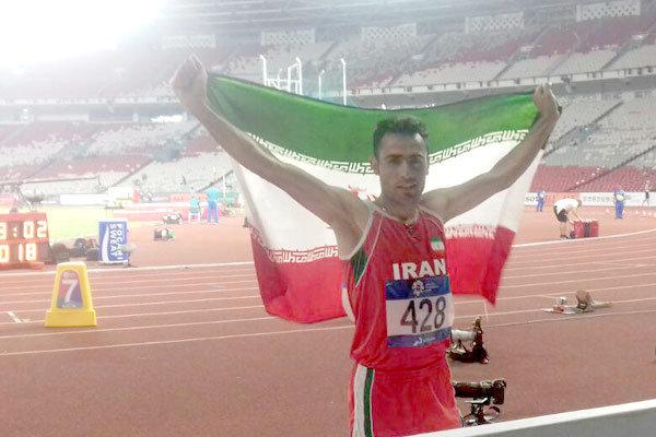 Iranian runner wins 17th gold medal at 2018 Asian Games
