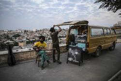 فستیوال کافه های سیار در گرگان