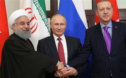 Iran, Turkey, Russia presidents to meet in northwestern city of Tabriz