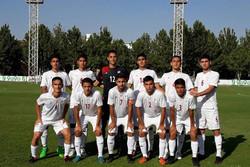 شکست فوتبالیست های نوجوان ایران مقابل کره شمالی