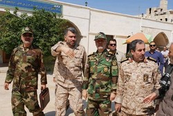 Iranian defense min. visits Aleppo, evacuation process