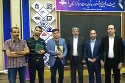 بوشهریها در جشنواره تولیدات مراکز استانها خوش درخشیدند