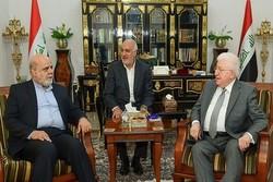 İran: Tahran-Bağdat ilişkileri büyük önem taşıyor