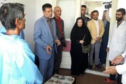 مرکز کاهش آسیبهای اجتماعی در شاهرود راهاندازی شد