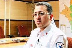 حریق منزل مسکونی در شیراز ۸ مصدوم بر جا گذاشت