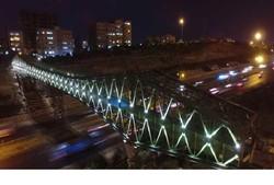 پل ارتباطی یاشیل کؤرپو مورد بهره برداری قرار گرفت