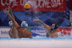 نخستین شکست تیم ملی واترپلو مقابل قزاقستان رقم خورد