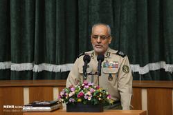 """جامعة """"دافوس"""" التابعة للجيش الايراني توفد بعثة طلابية الى البلدان الحليفة"""