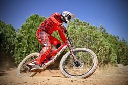 برگزاری رقابت های دوچرخه سواری کوهستان کشور در اراک