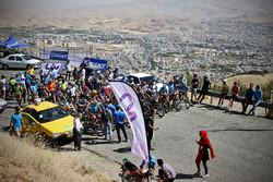 نفرات برتر مسابقات دوچرخه سواری کوهستان در سنندج معرفی شدند