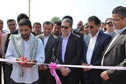دو طرح کشاورزی در دشتی افتتاح شد