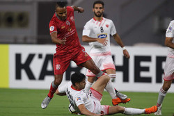 Iran's Perspolis beaten by Qatar's Al Duhail in quarterfinals