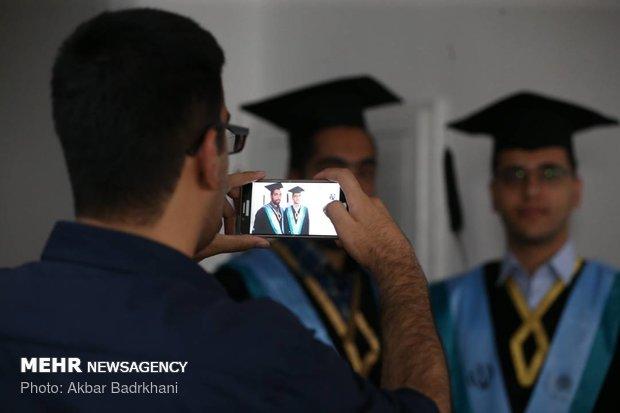آیین دانش آموختگی دانشگاه علوم پزشکی شهید بهشتی