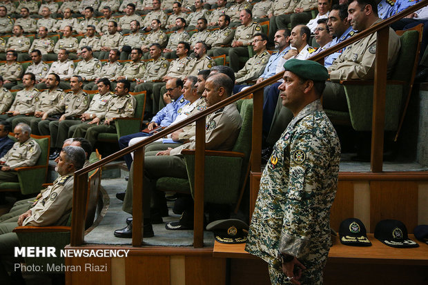 New academic year of AJA University of Command and Staff kicks off