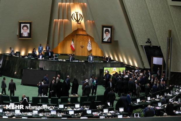 سوال از رئیس جمهور در مجلس شورای اسلامی
