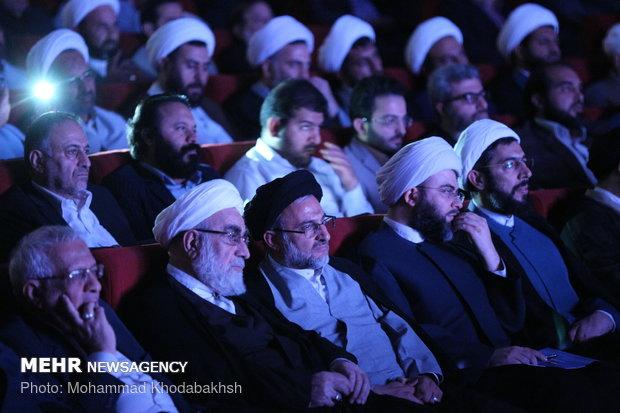 مراسم تقدير وتعريف بين رؤساء منظمة الإعلام الاسلامي