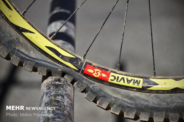 مسابقات دوچرخه سواری کوهستان قهرمانی کشور در سنندج