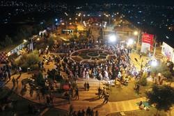 خانواده های گرگانی در فستیوال کافه های سیار