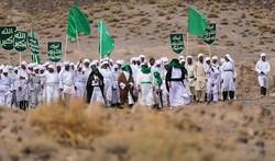 بزرگ ترین نمایش میدانی شمالغرب کشور در مرند