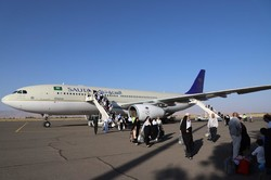 حجاج زنجانی با ۶ پرواز وارد استان میشوند