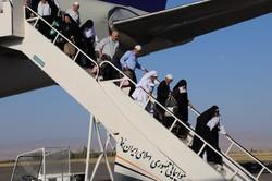 بازگشت ۲۸هزار حاجی با بیش ۱۰۰ پرواز از سرزمین وحی