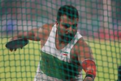 احسان حدادی در فینال دایموند لیگ بلژیک ششم شد