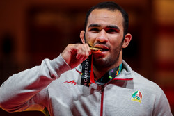 Ali Akbari named 2018 world best Kurash player