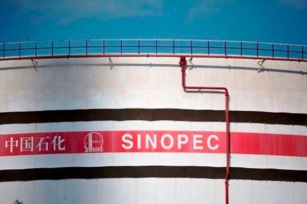 Sinopec says halt in Iran crude buying to hit some refiners