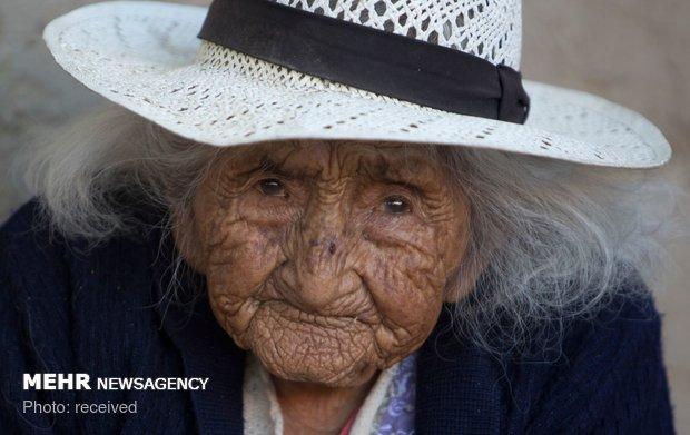 پیرترین انسان زنده روی زمین