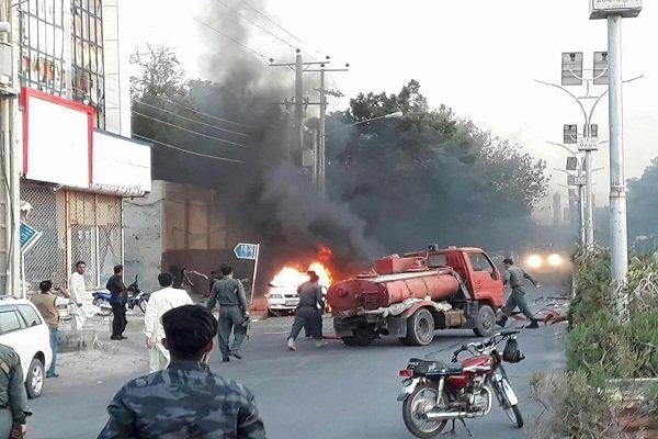 مقتل 21 عنصراً من قوات الأمن الافغاني بهجومين لطالبان شمالي البلاد
