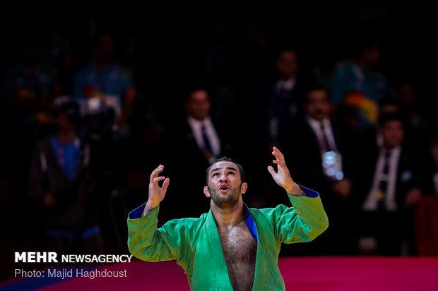 Elyas Ali Akbari wins 18th gold for Iran in Asian Games