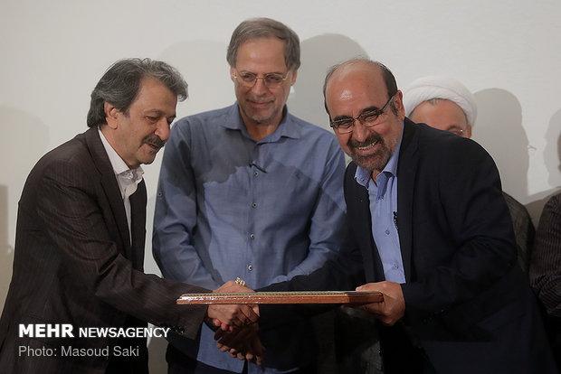 پنجمین دوره اعطای جایزه هنری غدیر