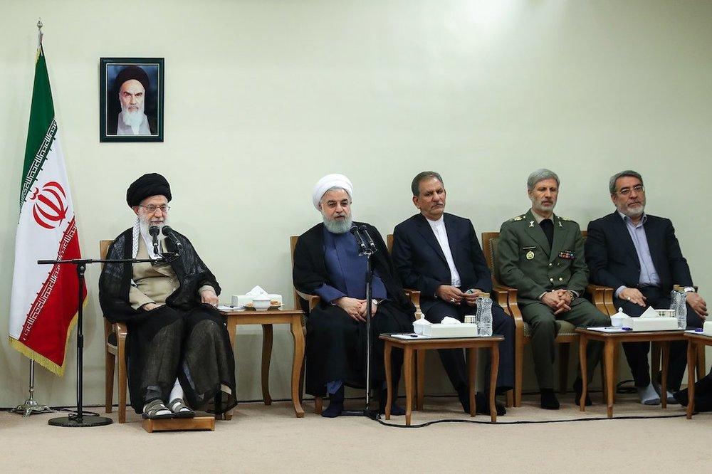 Ayatollah Khamenei: Iran ready to abandon nuclear deal