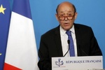 French FM reacts to Trump's tweet: 'Leave our nation be'