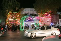 جشن مردمی عید غدیر در مشهد