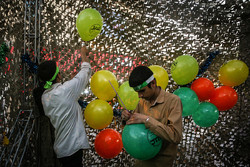 جشن عید غدیر در امامزاده مازندران برپا می شود