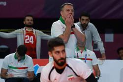 نگران آینده والیبال ایران نیستم/ مشکلاتی داشتیم که برطرف نشد