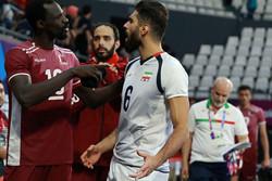 سیدمحمد موسوی - والیبال