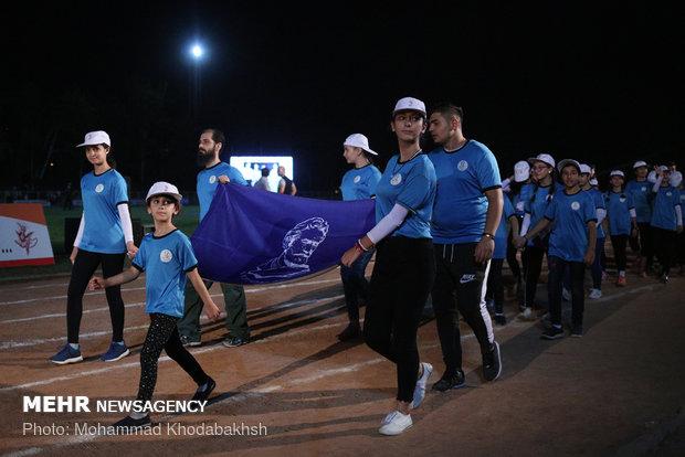 پنجاهمین دوره المپیک ارامنه ایران