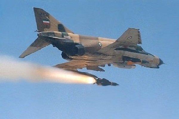 إقامة مسابقات القصف الجوي والتكتيكي لمقاتلات الجيش الايراني